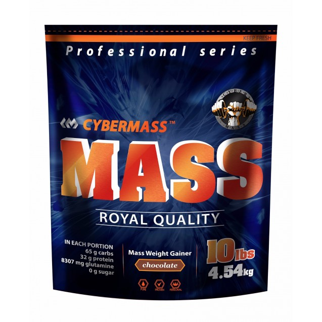 Cybermass Gainer 4540гр