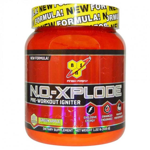 BSN NO-Xplode 3.0 555 гр