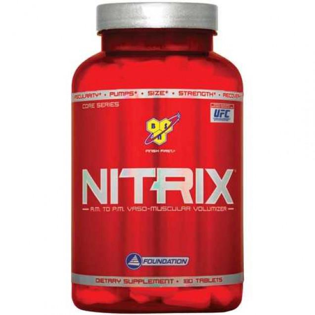 BSN Nitrix 2.0 180 таблеток