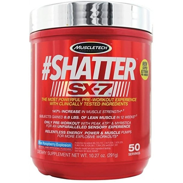 MuscleTech Shatter SX-7 291 гр