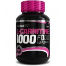 L-Carnitine 1000mg BioTech USA 60 таблеток