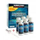 Minoxidil, Kirkland 6шт х 60мл