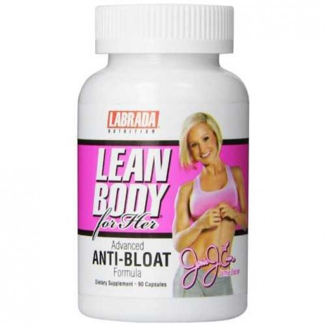 Lean Body for Her Anti-Bloat, Labrada Nutrition, 90 caps