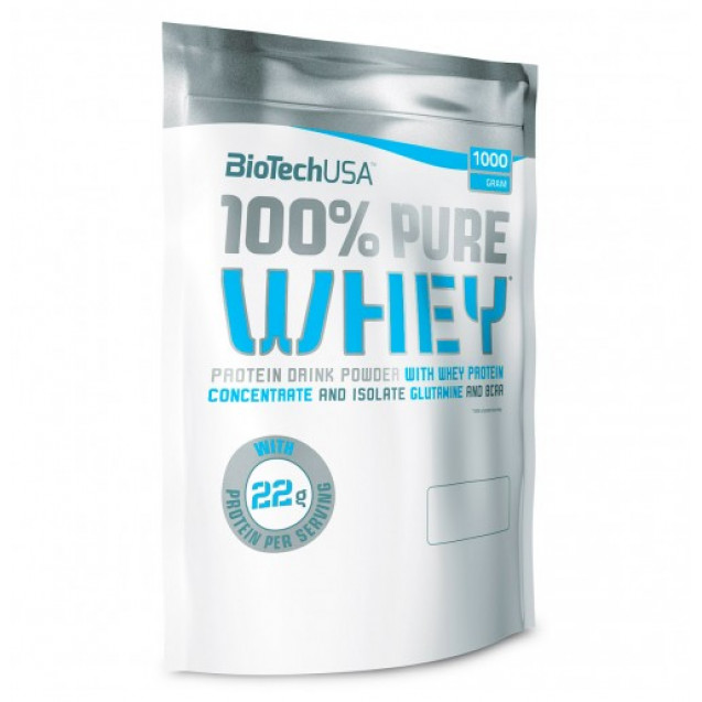 100% Pure Whey BioTech USA 1000 г