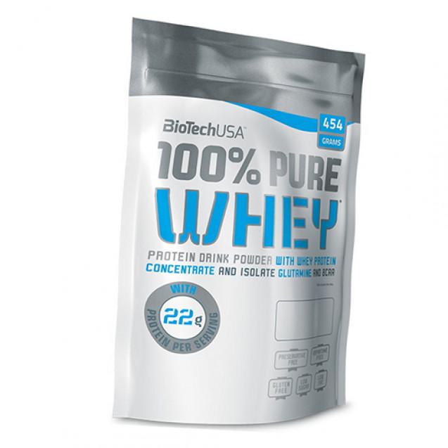100% Pure Whey BioTech USA 454 г