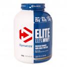 Elite Whey Protein, протеин, производитель Dymatize, упаковка банка, вес 2275 гр.