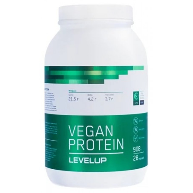Level Up Vegan Protein 908 гр