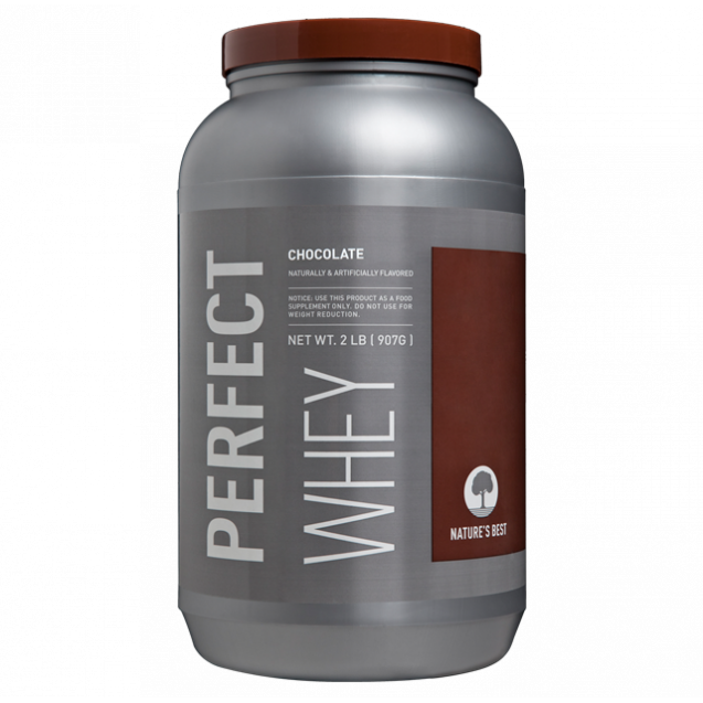 Perfect Whey  2 lb Nature's Best Isopure