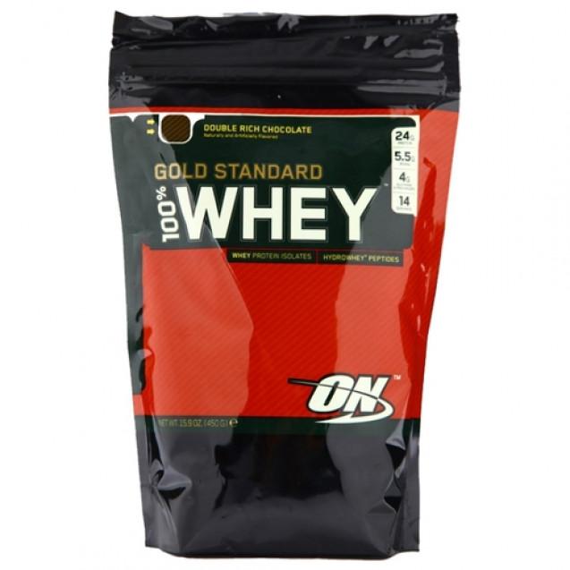 Optimum Nutrition 100% Whey Gold Standard 454 гр