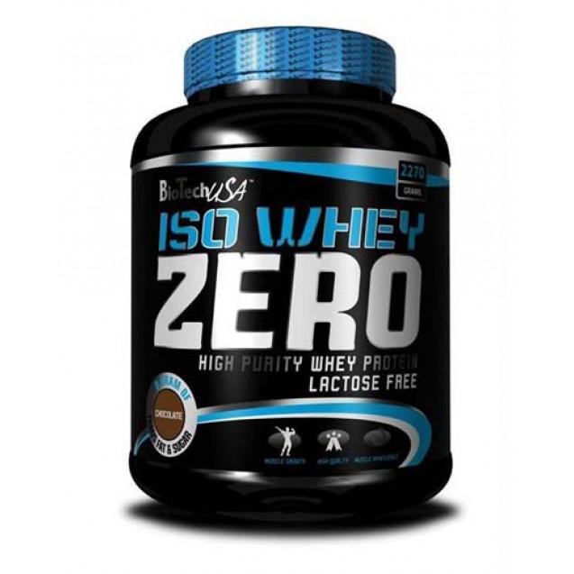 Iso Whey Zero BioTech USA 2270 г