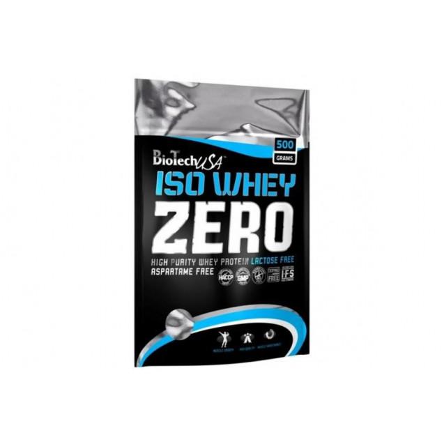 Iso Whey Zero BioTech USA 500 г