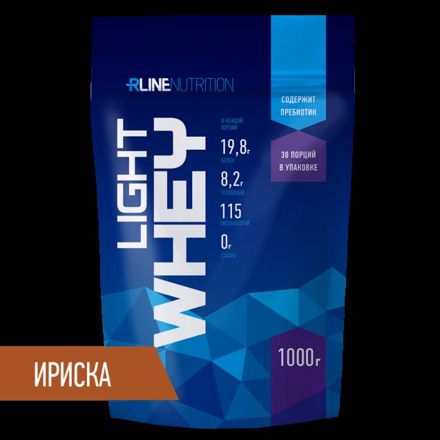 Light Whey RLine 1000 гр