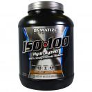 ISO 100 Whey протеин, производитель Dimatize, упаковка банка 1400 гр