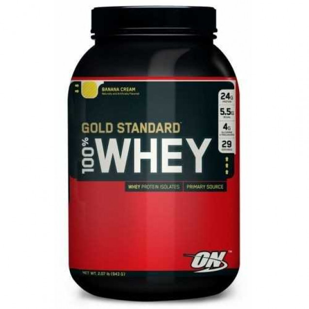 Optimum Nutrition 100% Whey Gold Standard 1600 гр