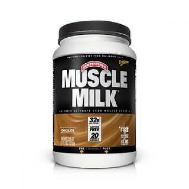 Muscle Milk Lite протеин, производитель CytoSport, упаковка , банка 750 гр.