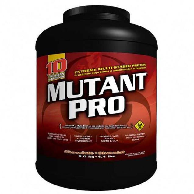 Mutant Pro 4.4lb, протеин, производитель Fit Foods, упаковка банка 2000 гр