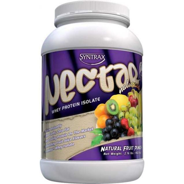 Nectar протеин, нектар протеин, спортивное питание, производитель Syntrax Innovations, упаковка банка 908 гр.