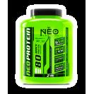 Neo Whey Protein 80, Нео вей протеин 80, раздел спортивное питание, производитель Neo Proline, упаковка банка 2000 гр