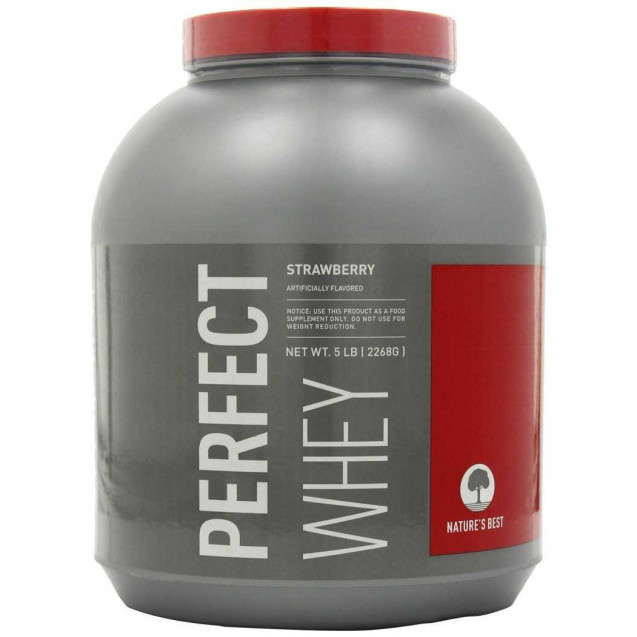 Perfect Whey Protein, Isopure, 2268 гр