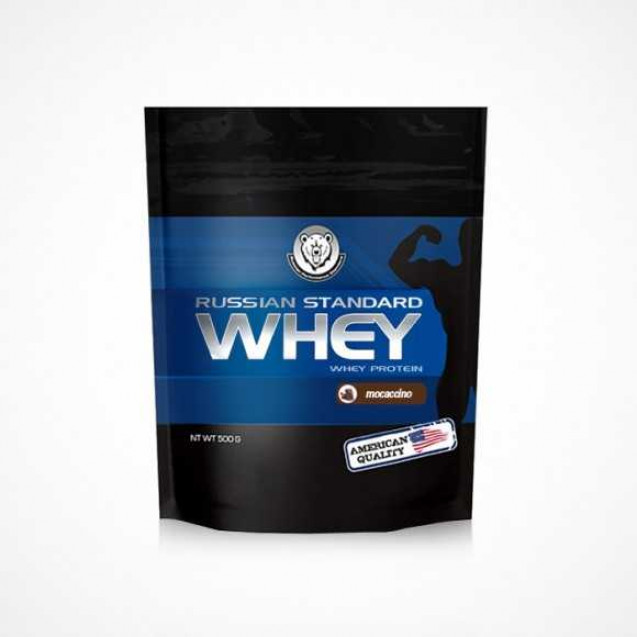 RPS Whey Protein, протеин 500 г