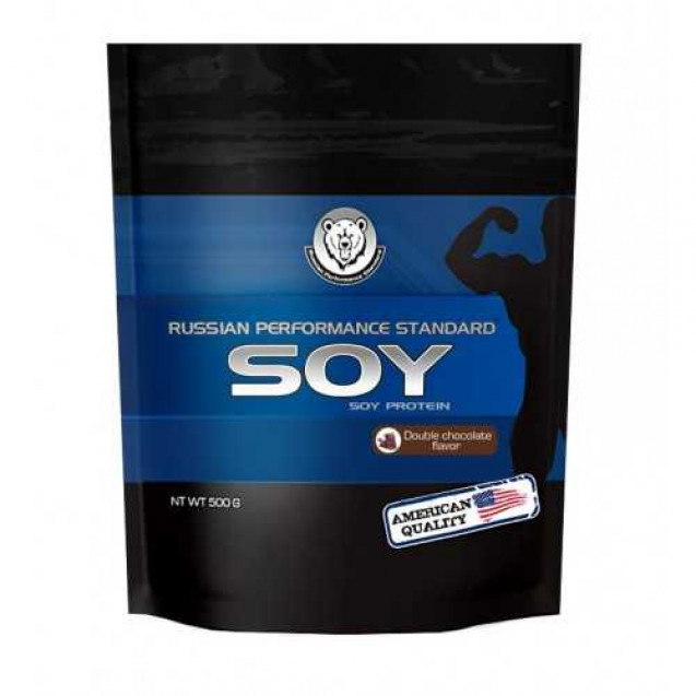 RPS Soy Protein, Соевый протеин 500 г