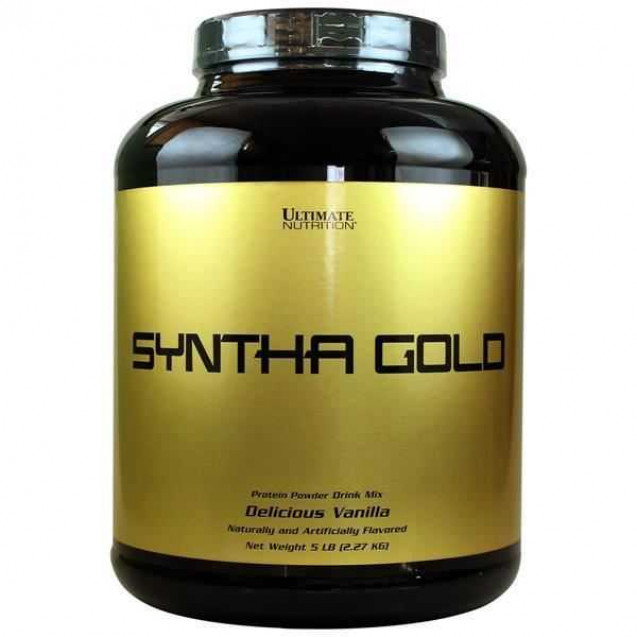 Syntha Gold,Ultimate Nutrition, 2270 гр