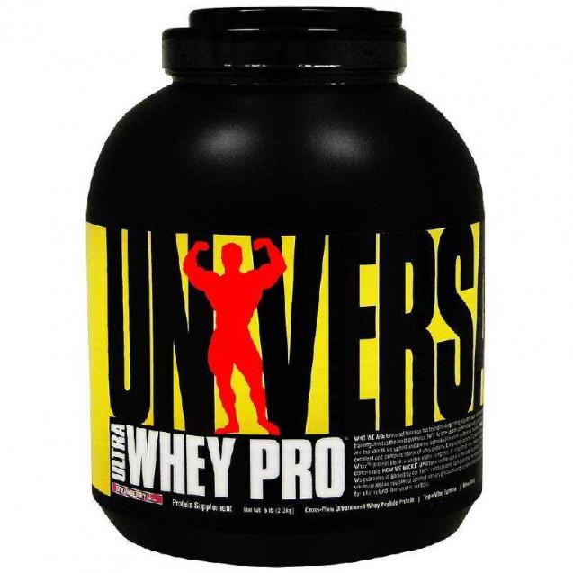 Ultra Whey Pro 6.6 lb (Ультра Вей Про) протеин, производитель Universal, упаковка банка 3000гр