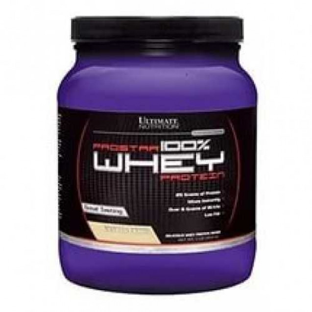 Whey Prostar, Ultimate Nutrition, 454 гр