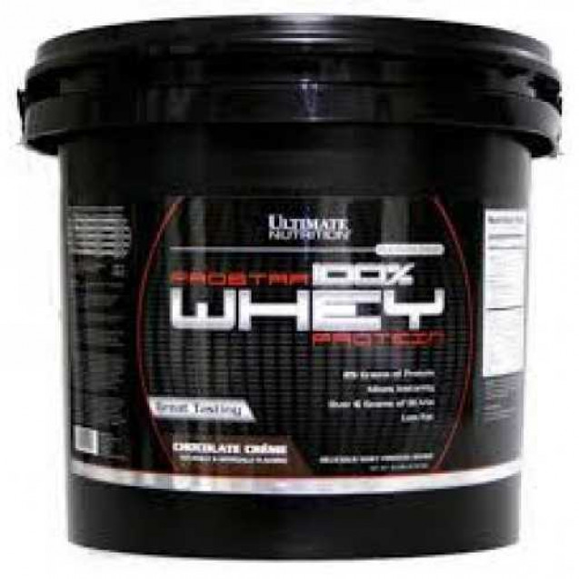 Whey Prostar, Ultimate Nutrition, 4540 гр