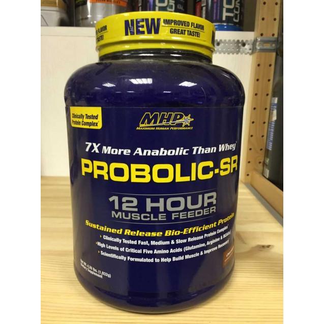 Probolic SR MHP, проболик ср протеин, призводитель MHP, упаковка банка 1820 гр.