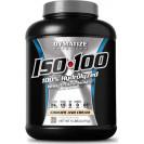 ISO 100 Whey протеин, производитель Dimatize, упаковка банка 2300 гр