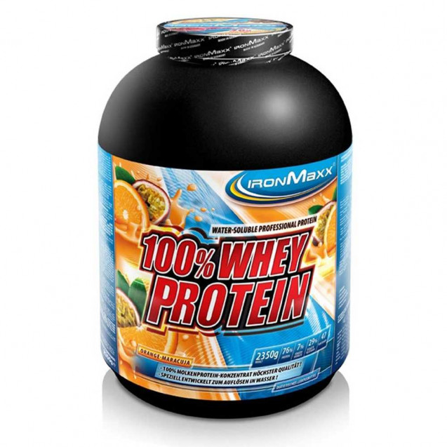 100% Whey Protein Ironmaxx 2350 гр