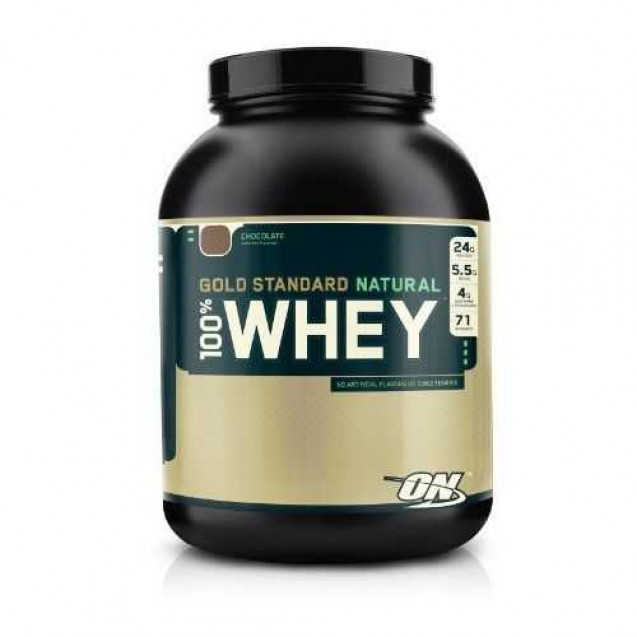 Optimum Nutrition 100% Whey Gold Standard Natural 864 гр
