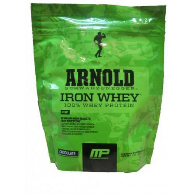 Arnold Iron Whey, MusclePharm, 227 гр