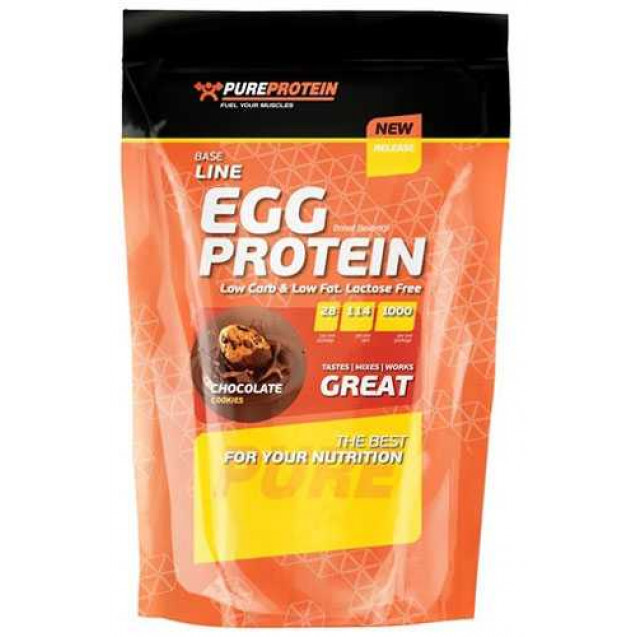 Egg Protein 1000г Pure Protein