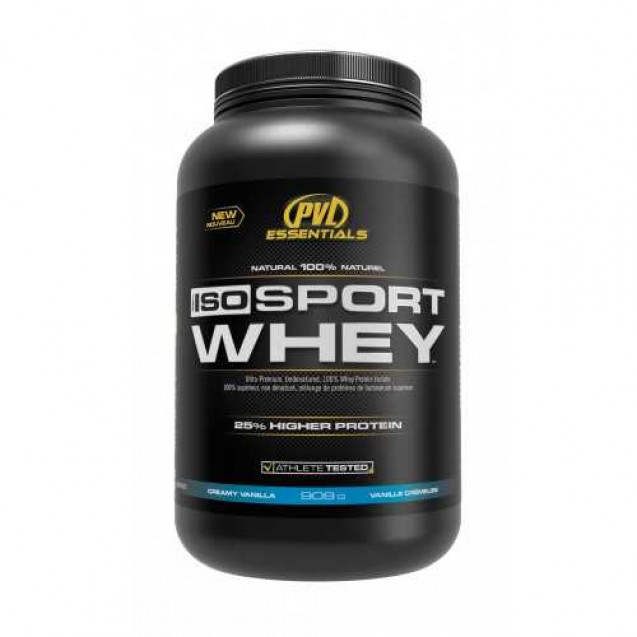 Iso Sport Whey, Fit Foods, 908 гр