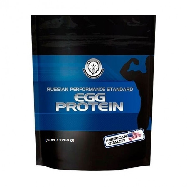 RPS Egg Protein, яичный протеин 2268 г
