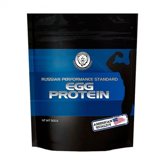 RPS Egg Protein, яичный протеин 500 г