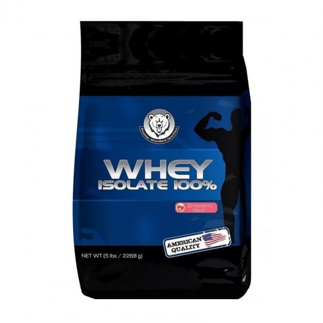 RPS Whey Isolate, изолят сывороточного протеина 2268 г