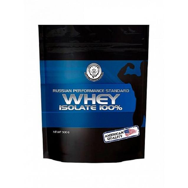 RPS Whey Isolate, изолят сывороточного протеина 500 г
