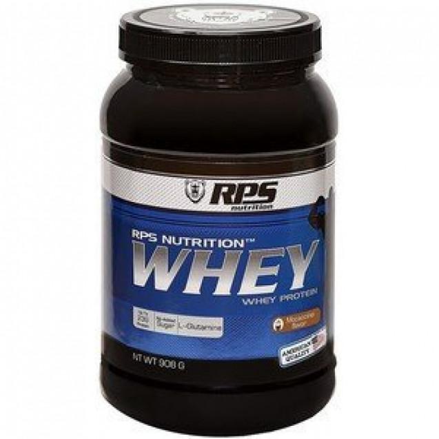 RPS Whey Protein, протеин банка 908 г