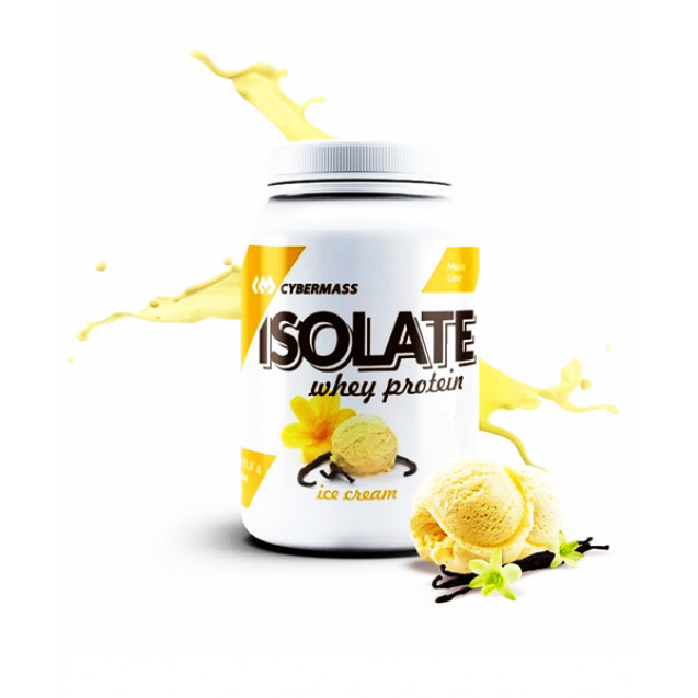 Cybermass Isolate Whey Protein 908 гр