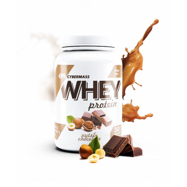 Cybermass Whey Protein 908 гр