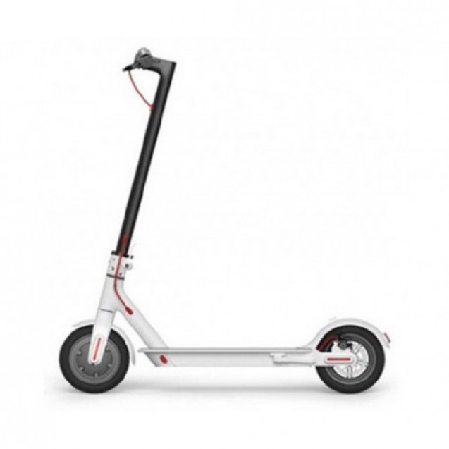 Электросамокат Xiaomi MiJia M365 Smart Electric Scooter White (Белый)