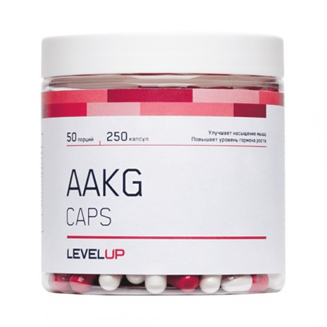 AAKG Level Up 250 капс