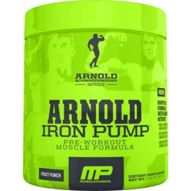 Arnold Iron Pump, MusclePharm, 180 гр