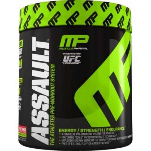 Assault, MusclePharm, 435 гр