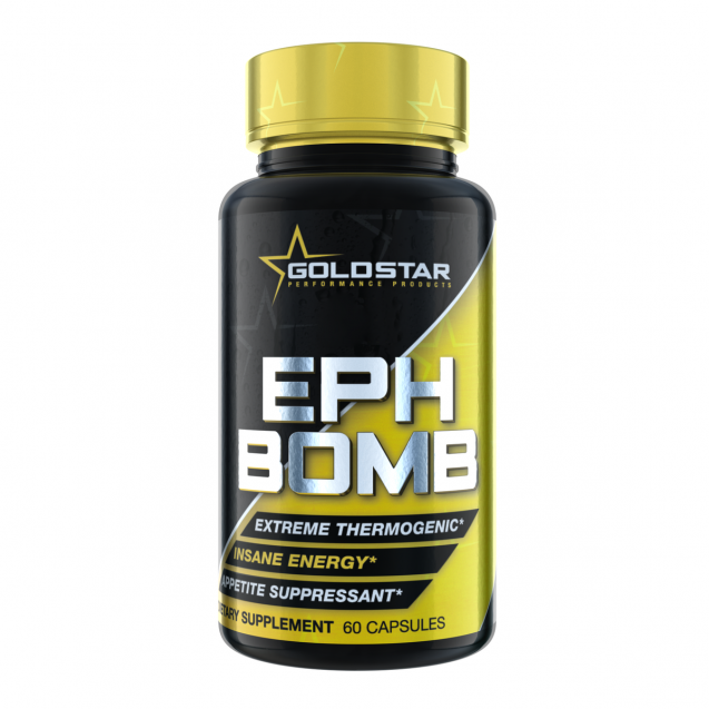 Gold Star EPH Bomb 60 капсул
