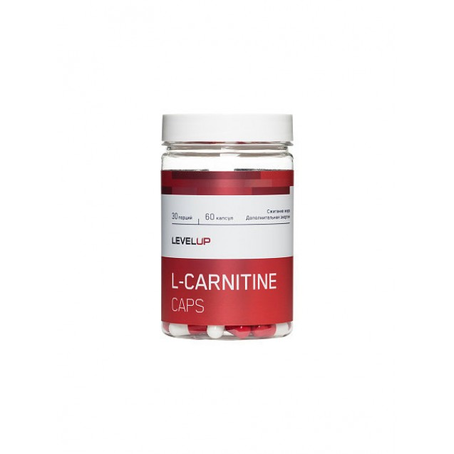 Level Up L-Carnitine 60 капсул