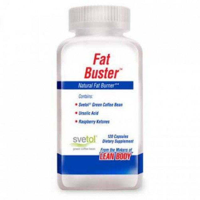 Fat Buster, Labrada Nutrition, 120 caps